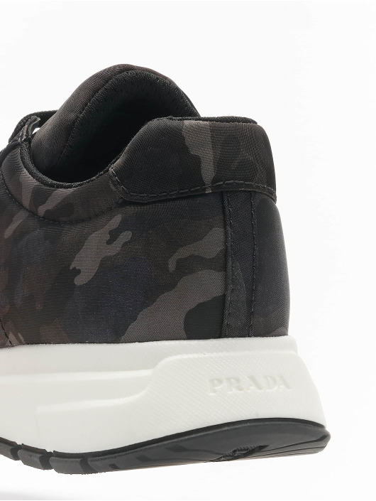 Prada Sneakers Nylon Camoufla maskáèová