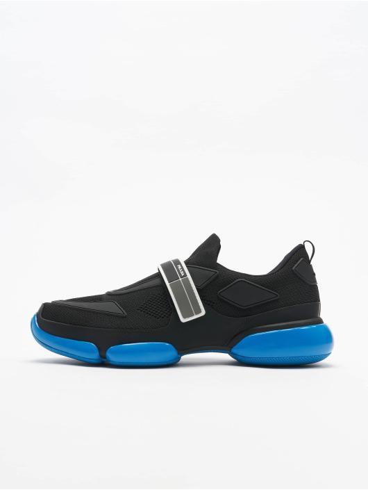 Prada Sneakers Sport Knit svart