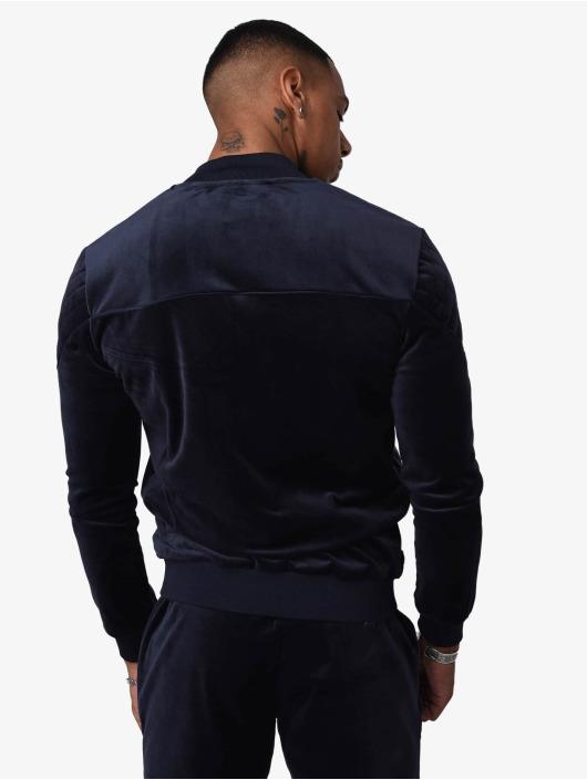 Project X Paris Демисезонная куртка Velvet синий