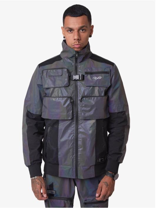 Project X Paris Демисезонная куртка Reflective черный