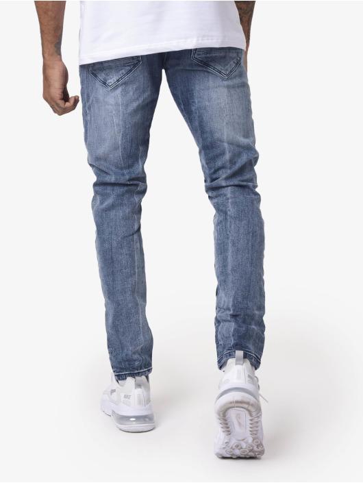 Project X Paris Облегающие джинсы Skinny синий