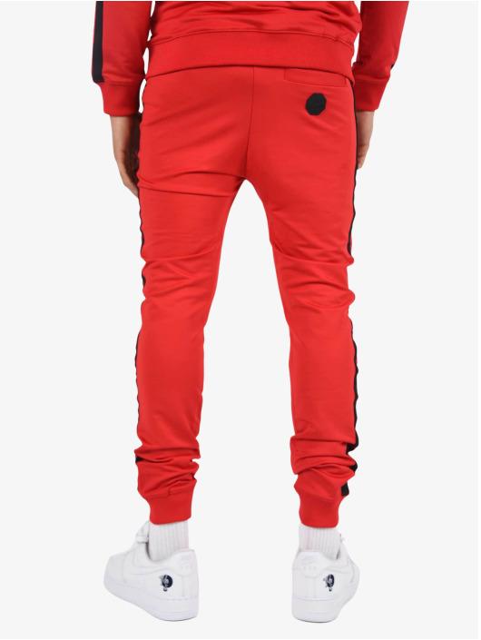 Project X Paris Спортивные брюки Double-Striped красный