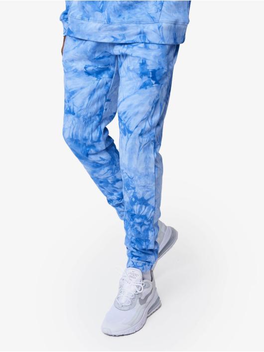 Project X Paris Спортивные брюки Tie Dye синий