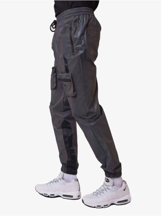 Project X Paris Спортивные брюки Reflective черный