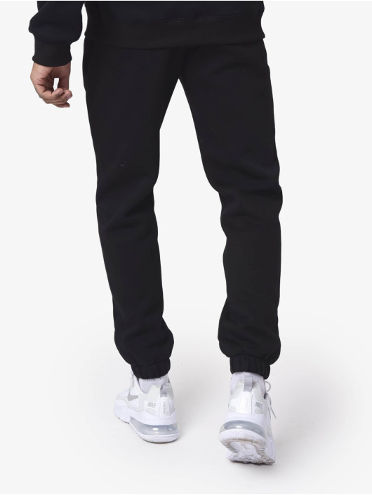 Project X Paris Спортивные брюки Basic Fleece Jogger черный