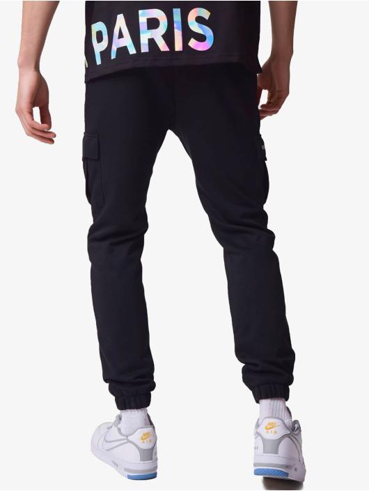 Project X Paris Спортивные брюки Iridescent Writing черный
