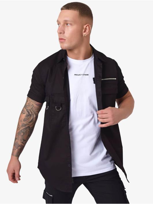 Project X Paris Camicia Pockets nero