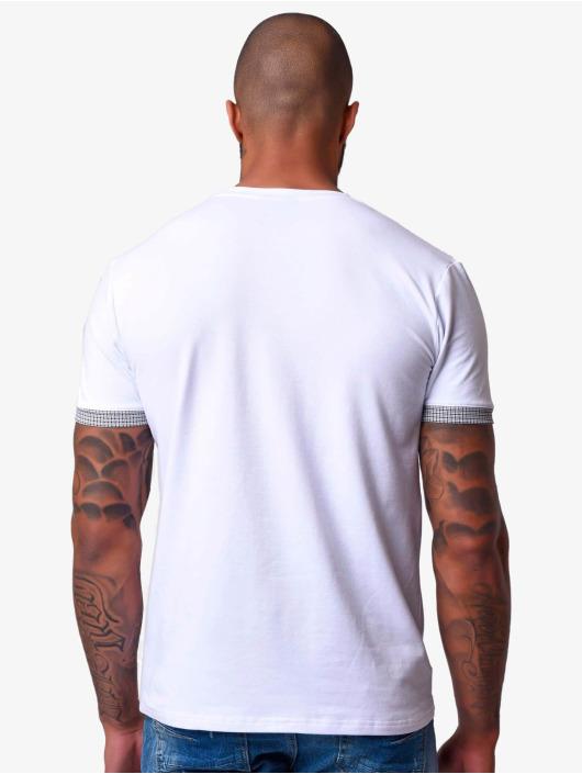 Project X Paris Camiseta Sleeve Check Details blanco