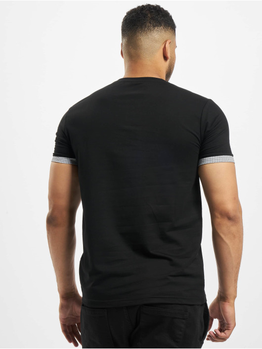 Project X Paris Camiseta Sleeve Check Details negro