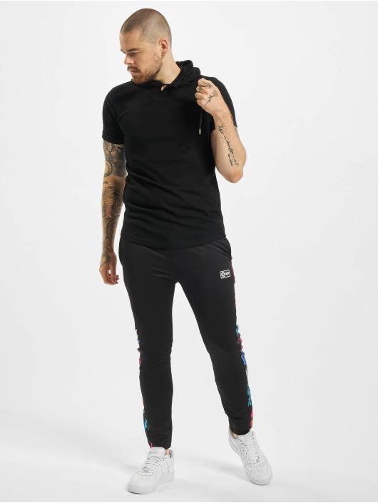 Project X Paris Camiseta Hooded negro