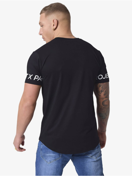 Project X Paris Camiseta Logo Sleeves negro