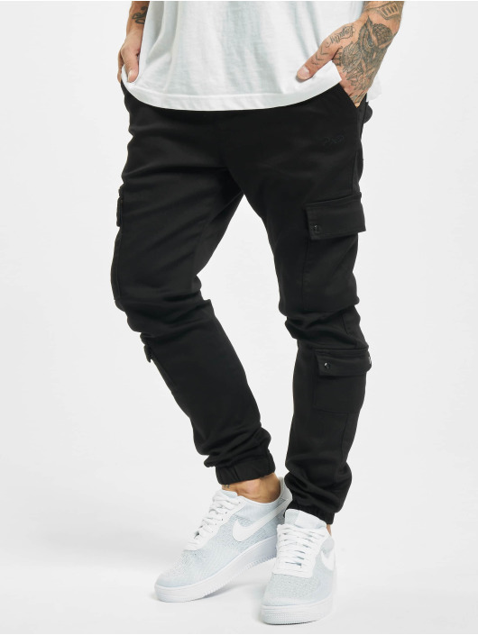 Project X Paris Cargo Multi-Pocket Elastic black