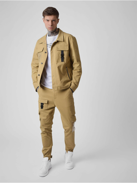 Project X Paris Cargo pants Cargo style beige