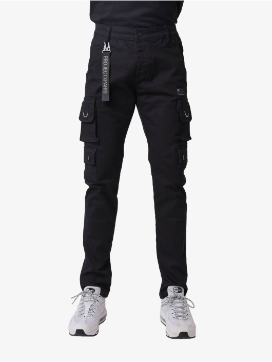 Project X Paris Cargo pants Basic black