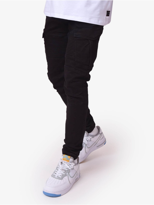 Project X Paris Cargo pants Cargo Biker black