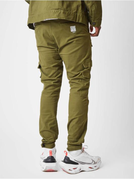 Project X Paris Cargo pants Cargo style khaki
