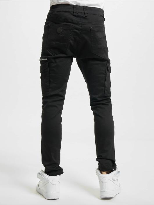 Project X Paris Cargobroek Patch Pockets zwart
