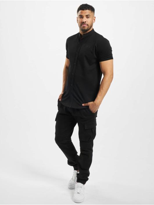 Project X Paris Hemd Collar schwarz