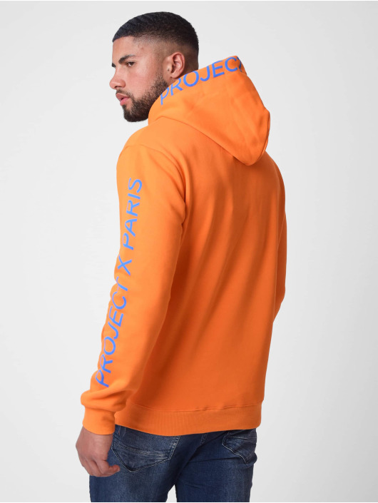 Project X Paris Hoodie Basic orange