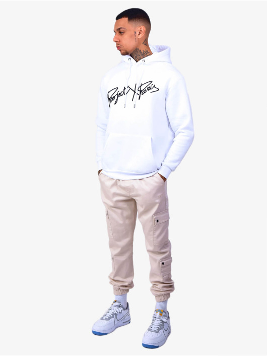 Project X Paris Hoodie Sweat white