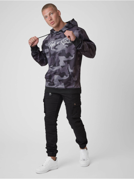 Project X Paris Hoodies Camo camouflage