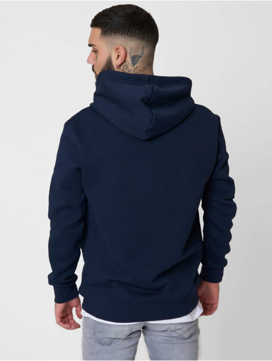 Project X Paris Hoody Logo blau