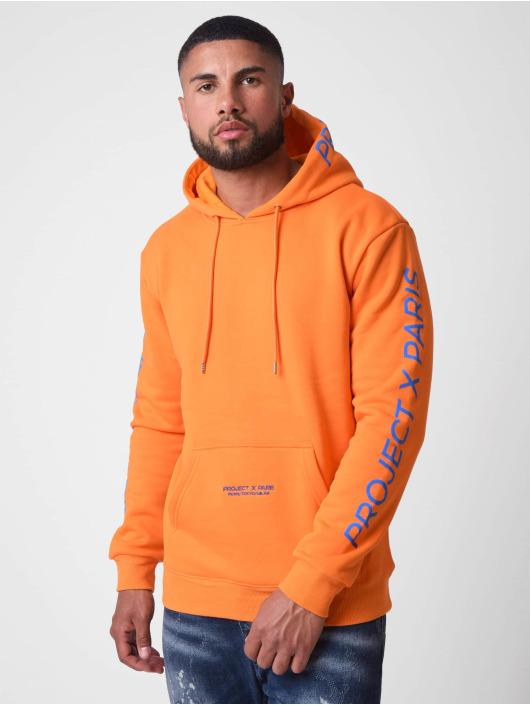 Project X Paris Hoody Basic oranje