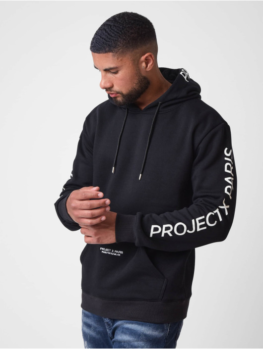 Project X Paris Hoody Basic zwart