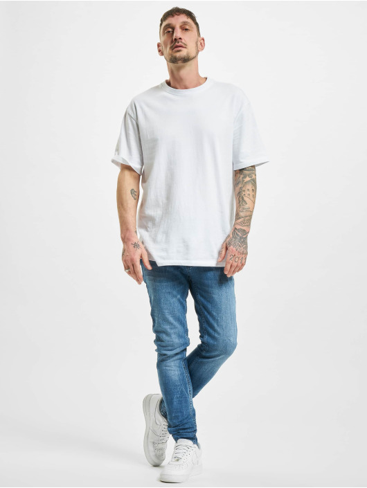 Project X Paris Jeans slim fit Clair blu