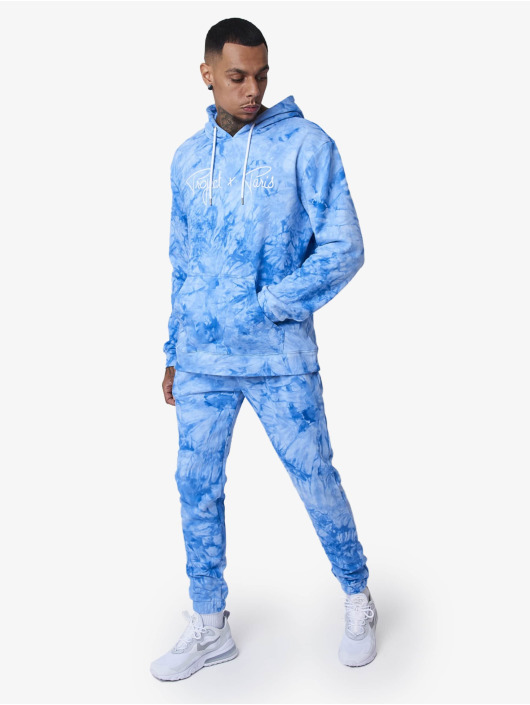 Project X Paris Jogging Tie Dye bleu