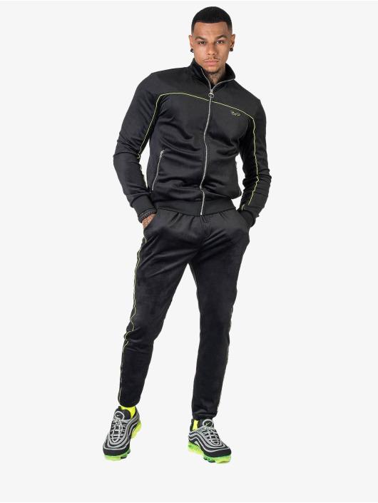 Project X Paris Jogging kalhoty Velvet čern