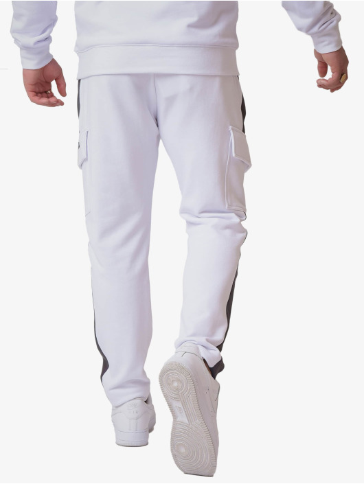 Project X Paris joggingbroek Reflective Panel wit