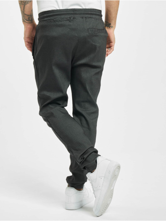 Project X Paris Joggingbyxor Basic Fitted svart