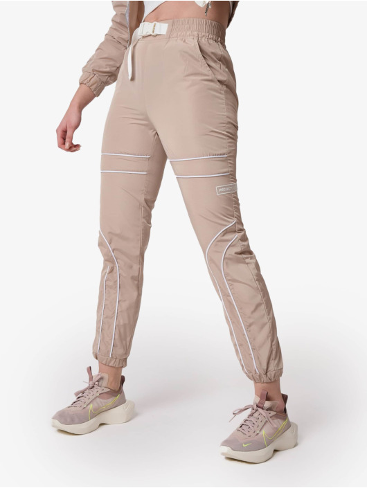 Project X Paris Jogginghose Sweat beige