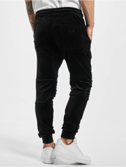 Project X Paris Jogginghose Velvet schwarz