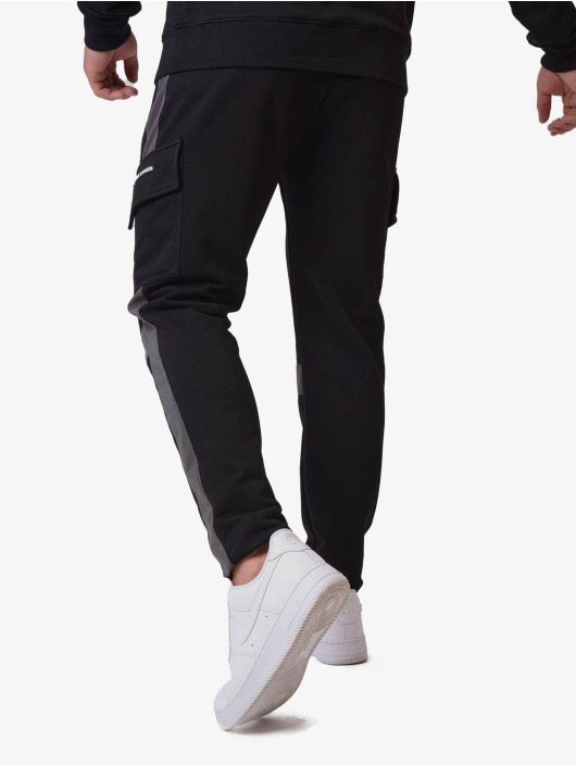 Project X Paris Jogginghose Reflective Panel schwarz