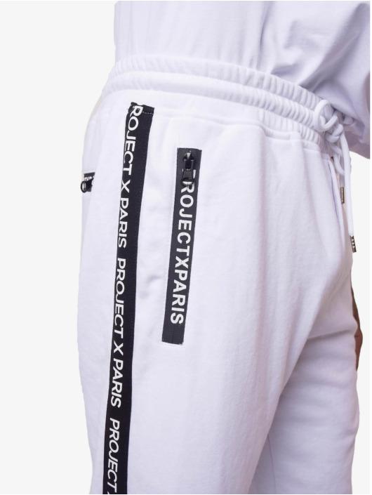 Project X Paris Jogginghose Basic Logo weiß