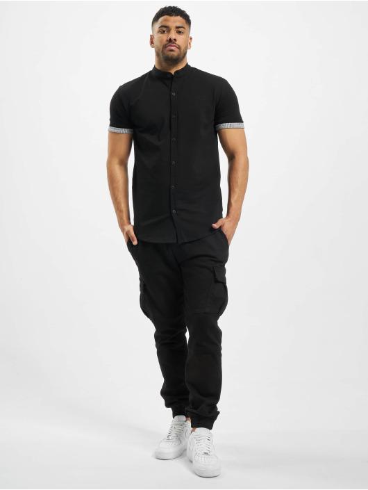 Project X Paris Koszule Shortsleeve czarny
