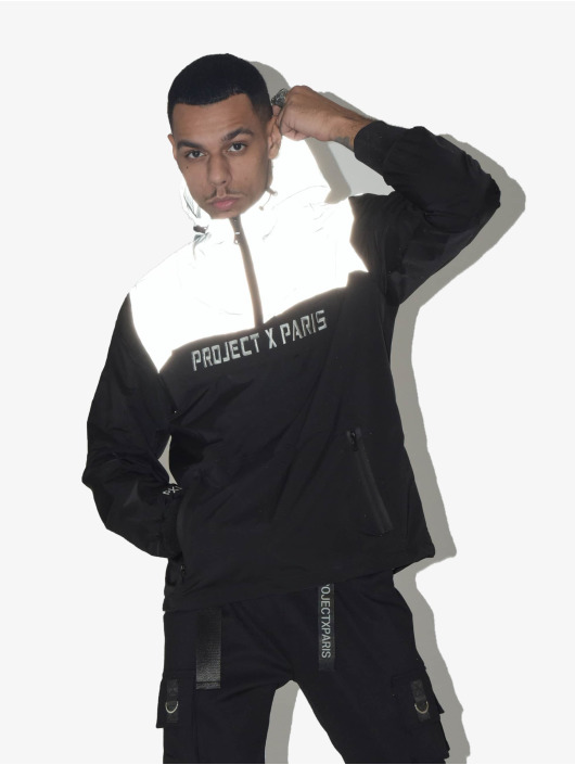 Project X Paris Lightweight Jacket Reflective black