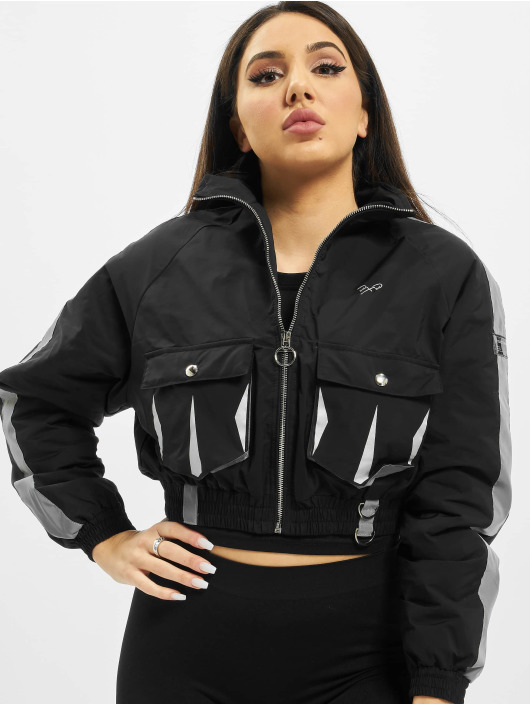 Project X Paris Lightweight Jacket Oversize Pockets black