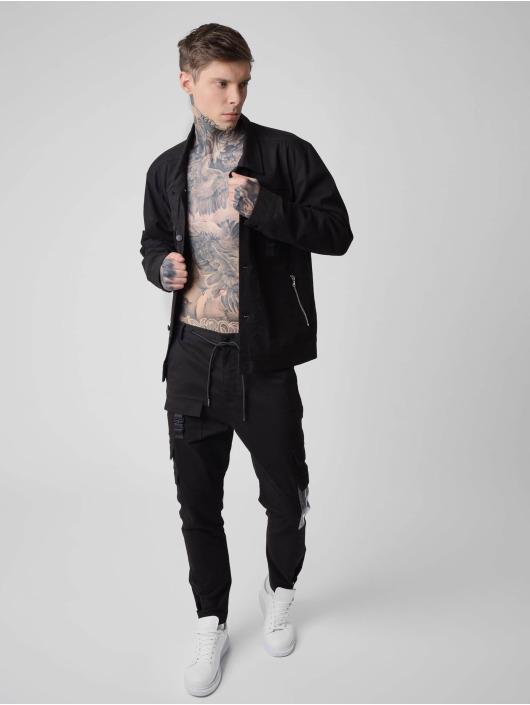 Project X Paris Lightweight Jacket Transparent Pocket black