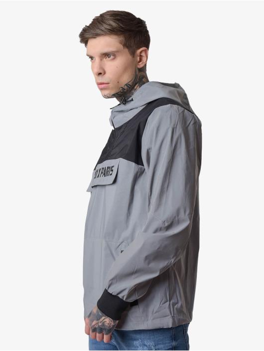 Project X Paris Lightweight Jacket Reflective grey