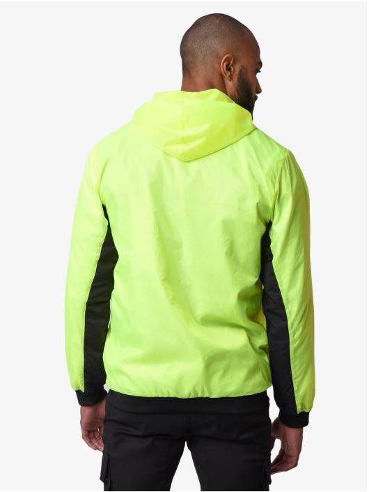 Project X Paris Lightweight Jacket Panel yellow