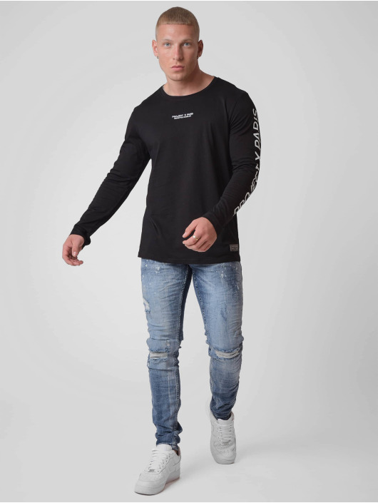 Project X Paris Longsleeve Basic schwarz