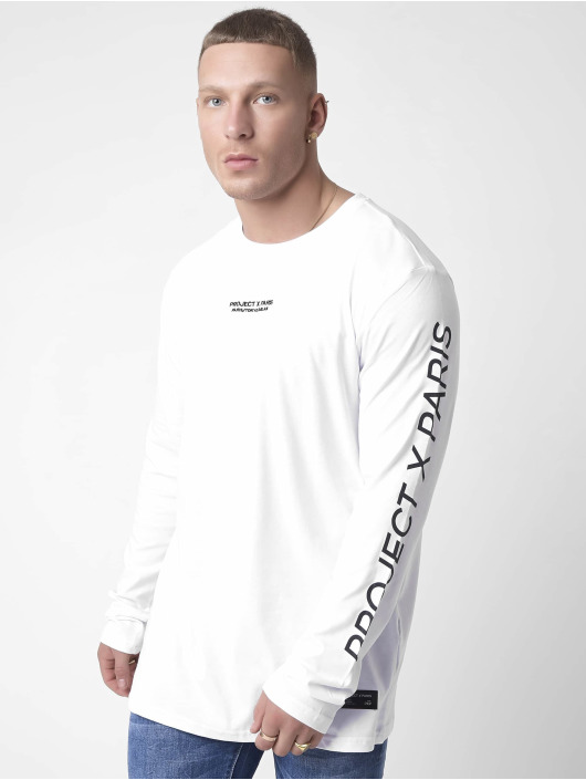 Project X Paris Longsleeve Basic white