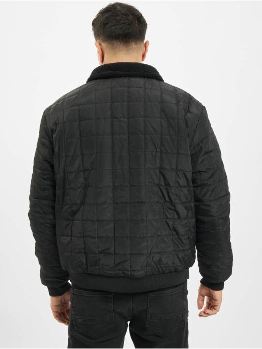Project X Paris Manteau hiver Reversible noir