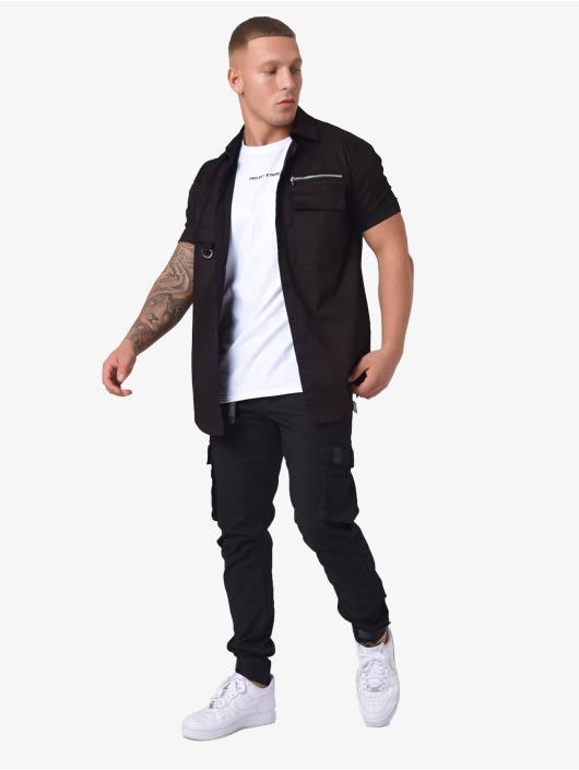 Project X Paris overhemd Pockets zwart