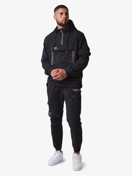Project X Paris Pantalón deportivo Patch Pockets negro