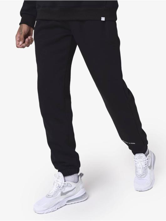 Project X Paris Pantalón deportivo Basic Fleece Jogger negro