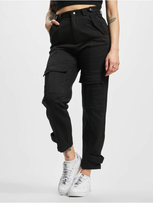 Project X Paris Pantalone Cargo Sweat nero
